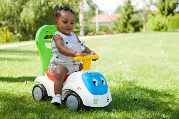 A Guide to Choosing the Right Toy for Your Child's Age