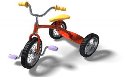 Keeping Kids Safe on Wheels