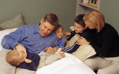Five Steps To Raising Optimistic Children